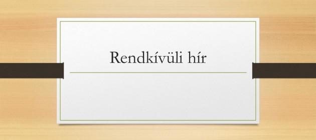 rendkivul_hir